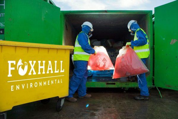 Waste-Transfer